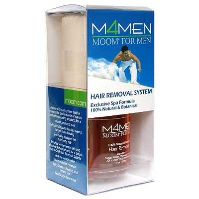 MOOM Male Waxing and Sugaring System product image