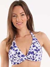 Moontide, 1295[^]249494 Poppy Underwired Halter - Lilac