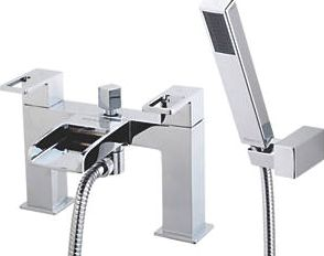 Moretti, 1228[^]89314 Lambert Deck-Mounted Bath/Shower Mixer