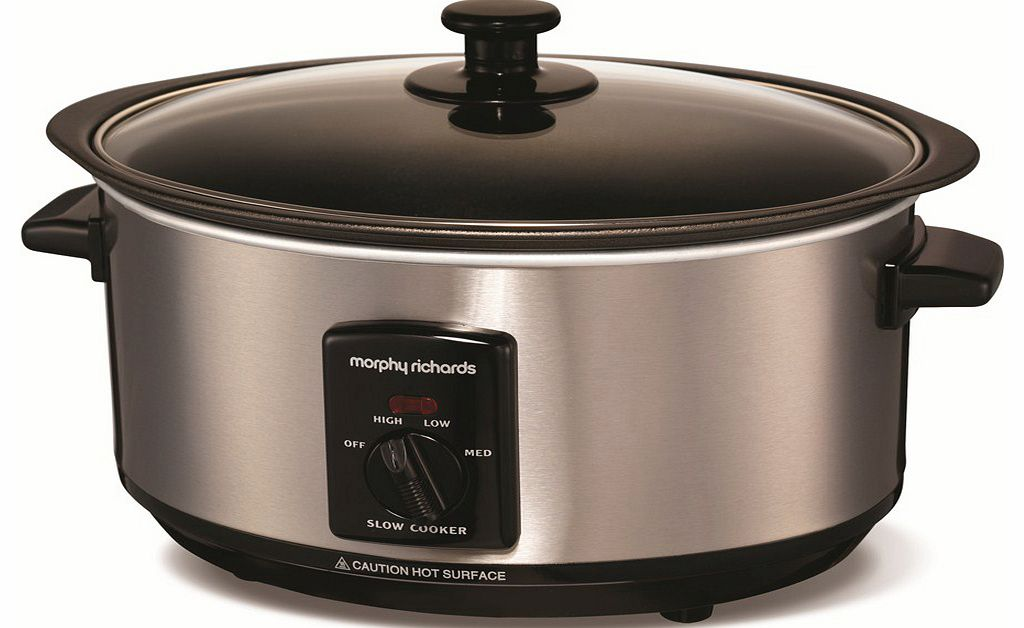 Morphy Richards 48701 Slow Cookers product image