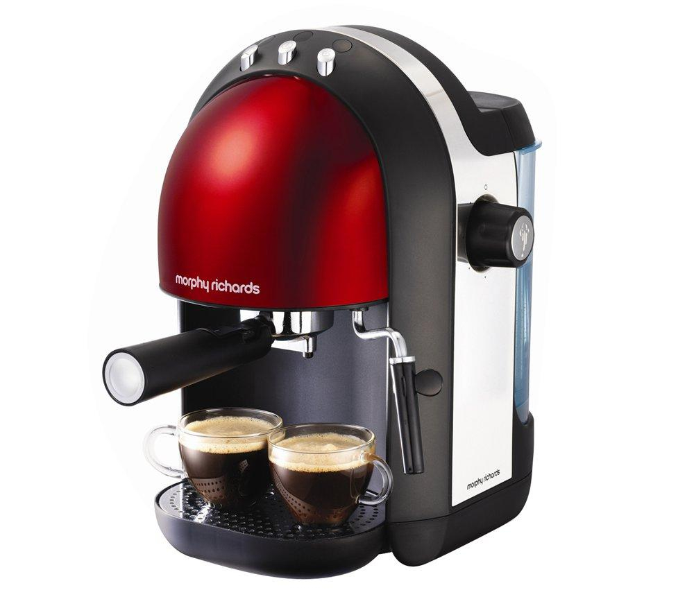 Morphy Richards Uk: Morphy Richards Coffee Makers Reviews