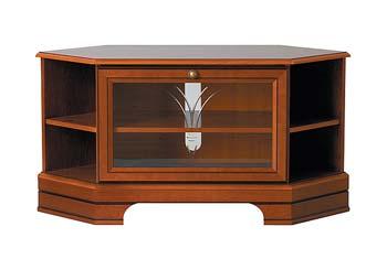 Morris Furniture Geneva Corner TV Unit Living Room