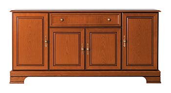 Geneva sideboard Morris home furniture outlet