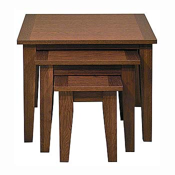 Morris Furniture Havana Nest Of Tables Coffee Table Review Compare Prices Buy Online