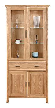 Morris Furniture Display Cabinets