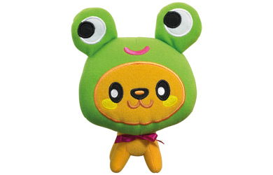 Monsters Moshling Soft Toy - Scamp