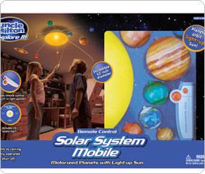 remote control solar system mobile - photo #3