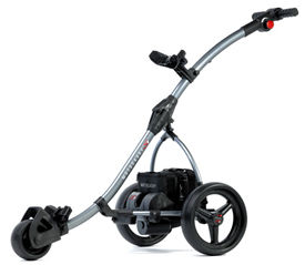 S1 Electric Golf Trolley Charcoal