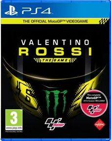 MotoGP, 1559[^]40964 16: Valentino Rossi The Game on PS4