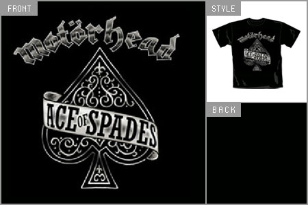 Motorhead Ace Of Spades. Motorhead (Ace Of Spades)