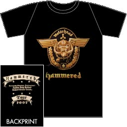 Hammered T-Shirt