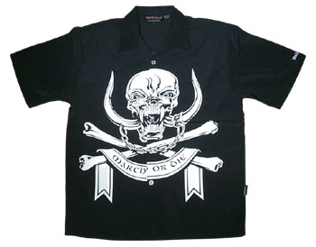 Motorhead - March Or Die Club Shirt - CLICK FOR MORE INFORMATION