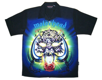 Motorhead - Overkill Club Shirt - CLICK FOR MORE INFORMATION