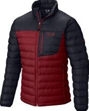 Mountain Hardwear, 1296[^]255928 Mens Dynotherm Down Jacket - Smolder Red