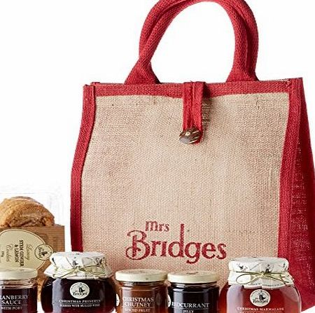 Mrs Bridges Christmas Hamper (960g)