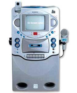 mtv karaoke singing machine