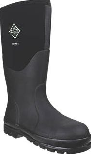 Muck Boots, 1228[^]7028K Chore Classic Steel Safety Wellington