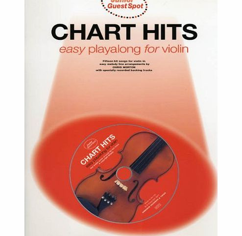 Chart Hits: Junior Guest Spot for Violin