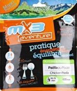 MX3 Adventure, 1296[^]213626 Chicken Paella Freeze Dry Meal Pouch