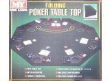 MY 8 person folding Casino/Poker/Card Table product image