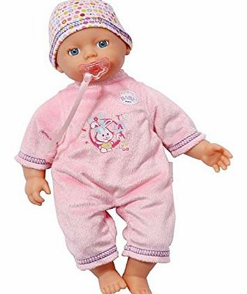 My little baby born my little baby born supersoft doll soft pink jpg