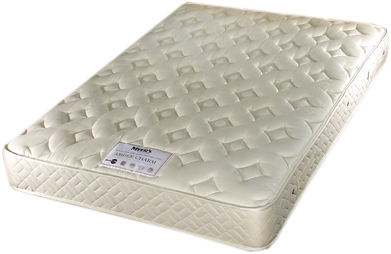 A super medium feel mattress, incorporating Myer`s twin spring on a multi-quilt mattress - CLICK FOR MORE INFORMATION