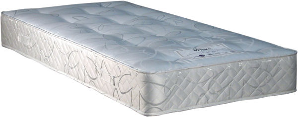 A traditional tufted mattress featuring Myer's   (650) twin spring - CLICK FOR MORE INFORMATION