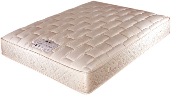 An extra deep mattress featuring Myer`s `650` twin spring, finished with our attractive `brick` - CLICK FOR MORE INFORMATION