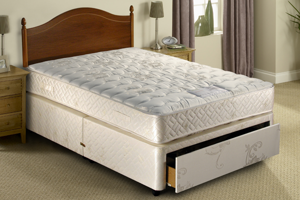 Myers king size beds reviews for Myers divan beds