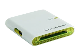 MyMemorys` 13 in 1 Card Reader is a Hi-Speed USB2.0 Reader/Writer that connects to your computer`s U - CLICK FOR MORE INFORMATION