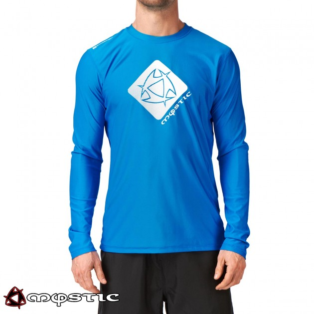 Mystic Mens Mystic Star Long Sleeve T-Shirt - Blue product image