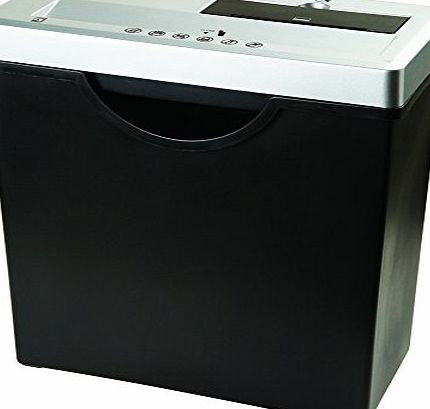 N/A 11L 6 SHEET STRIP CUT PAPER CD CARD ELECTRIC SHREDDER product image