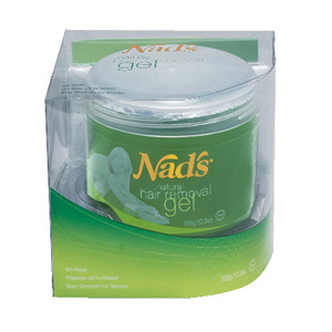 NADS For Women Natural Hair Removal Gel 350g product image