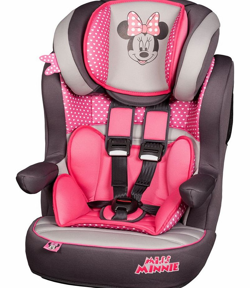nania imax car seat instructions