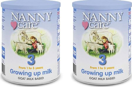Nanny Care, 2102[^]0107095 NANNYCare Growing Up Milk 400g - Twin Pack