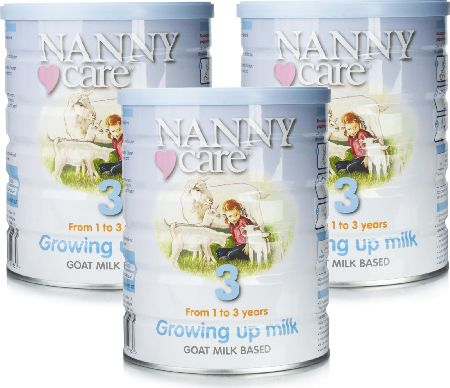 Nanny Care, 2102[^]0104485 NANNYcare Growing Up Milk 900g - Triple Pack