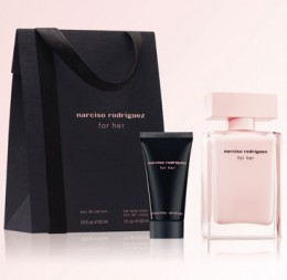 for her eau de parfum shopping