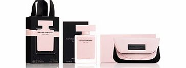 Narciso Rodriguez For Her Limited Edition Eau de Parfum is an elegant sensual mysterious and voluptuous fragrance. Three notes enhance the heart of musk: floral-fruity amber and woody notes. A bottle with a pink interior set off by thick glass. A dee - CLICK FOR MORE INFORMATION