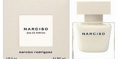 228 Advantage card points. Narciso Rodriguez Narciso 50ml Eau de Parfum - When the elegance of woods meets the delicate femininity of a white-flowers bouquet and beats around the amber notes of a warm heart of musc. FREE Delivery on orders over 45 GB - CLICK FOR MORE INFORMATION