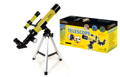 national geographic 50mm astronomical telescope instructions