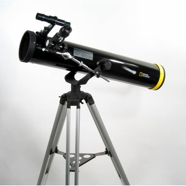 National Geographic Reflector Telescope NG76AZ - review