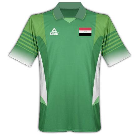 Iraq Jersey