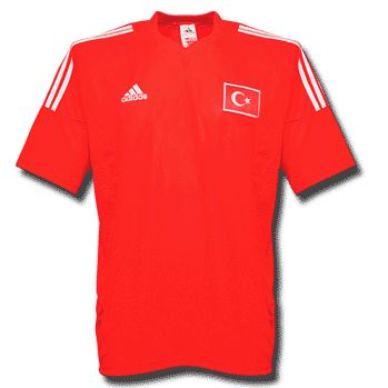 Adidas Turkey away 02/03