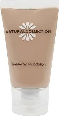 Natural Collection, 2041[^]10052040004 Shine Away Foundation almond
