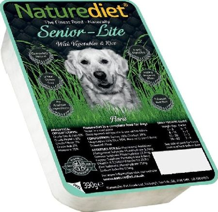 Naturediet, 2102[^]0138640 Turkey and Chicken Senior/Lite