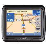 M300 Regional Satellite Navigation