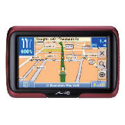 M400 Regional Satellite Navigation