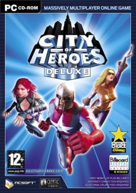 NCSoft City of Heroes Deluxe PC
