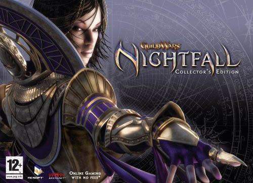 NCSoft Guild Wars Nightfall Collectors Edition PC