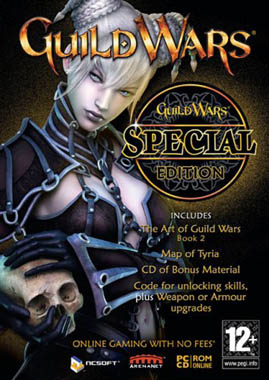 NCSoft Guild Wars Special Edition PC